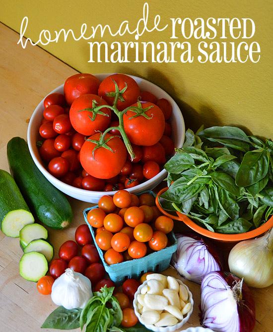 homemade-roasted-Marinara-sauce