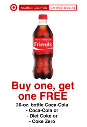 coke coupons for walmart